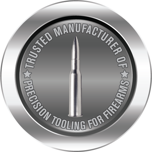 Seal of Trusted Manufacturing of Precisions Tools of Firearms